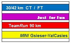 15.11.17 – Gsiesertal Lauf 2018 – A variety of races to choose from!