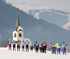17.12.18 – 30 km of trails are already open – Live broadcast on Italian National TV